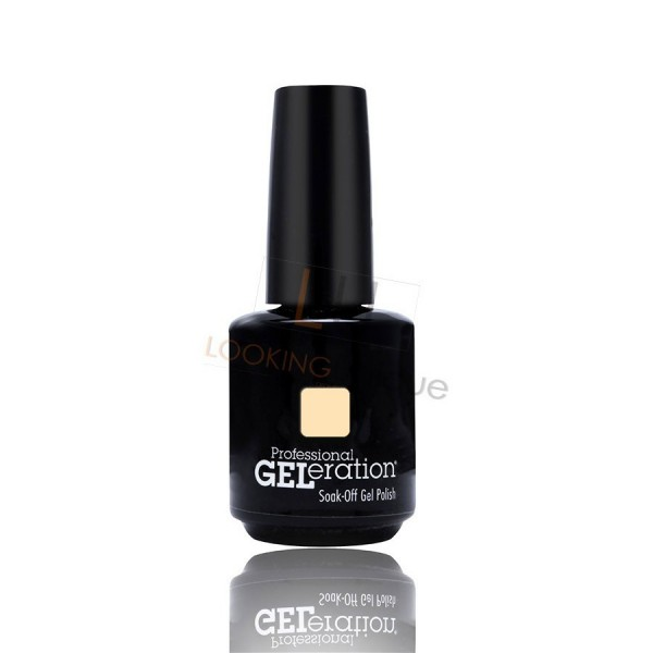 Jessica Geleration UV/LED Nail Gel Polish - Frost 15ml