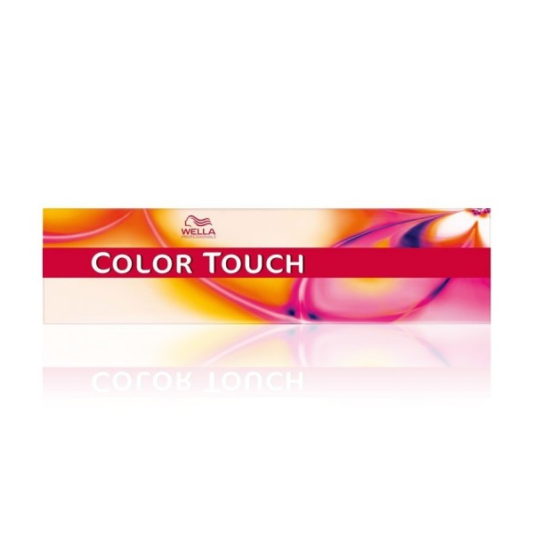 WELLA Professional Color Touch 7/75 Medium Brunette Mahogany Blonde