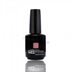 Jessica Geleration UV/LED Nail Gel Polish - Desert Rose 15ml