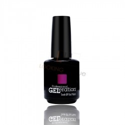 Jessica Geleration UV/LED Nail Gel Polish - Gorgeous Garter Belt 15ml