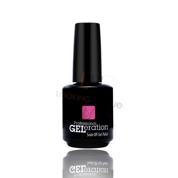 Jessica Geleration UV/LED Nail Gel Polish - Kensington Rose 15ml