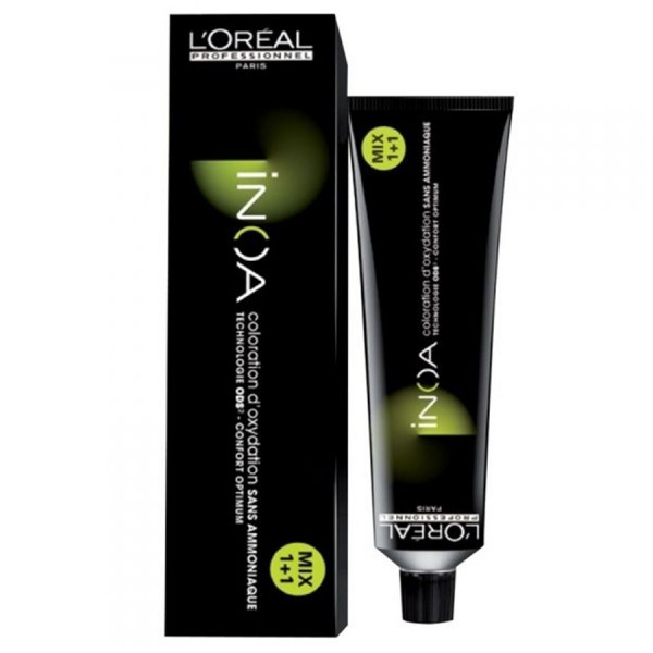 L'Oreal INOA 60ml 6.1 Dark Ash Blonde