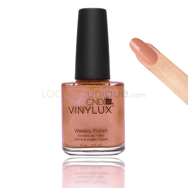 CND Vinylux - Sienna Scribble Nail Lacquer 15ml