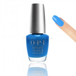 OPI Wild Blue Yonder - Infinite Shine Lacquer 15ml