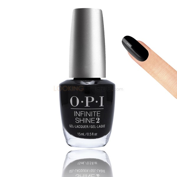 OPI Black Onyx - Infinite Shine Lacquer 15ml