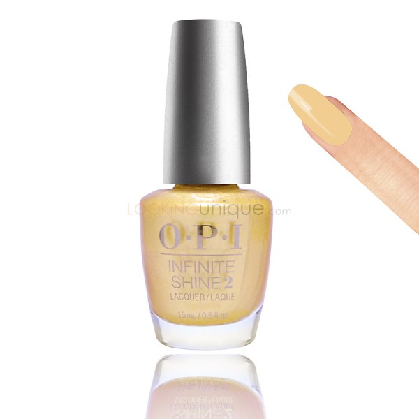 OPI Enter The Golden Era - Infinite Shine Lacquer 15ml