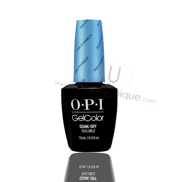 OPI GEL COLOR - The I's Have It 15ml