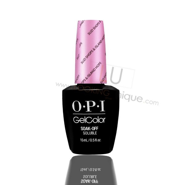 OPI GEL COLOR - Suzi Shops & Island Hops 15ml