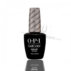 OPI GEL COLOR - This Silver's Mine 15ml