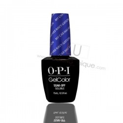 OPI GEL COLOR - My Car Has Navy-Gation 15ml