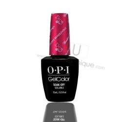OPI GEL COLOR - Fire Escape Rendezvous 15ml