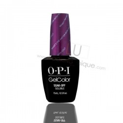 OPI GEL COLOR - What's The Hatter With You?  15ml
