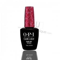 OPI GEL COLOR - 5 Apples Tall 15ml