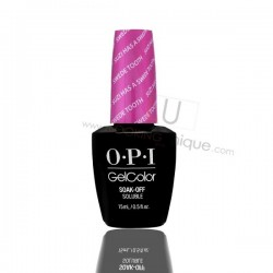 OPI GEL COLOR - Suzi Has  A Swede Tooth 15ml