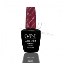 OPI GEL COLOR - Can t Read Without My Lipstick 15ml