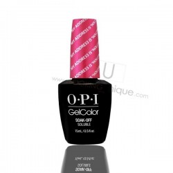 "OPI GEL COLOR - My Address is ""Hollywood"" 15ml"