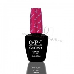 OPI GEL COLOR - Got The Mean Reds 15ml