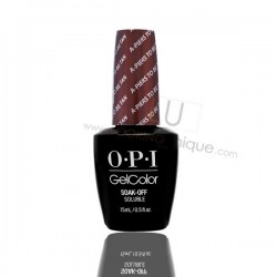OPI GEL COLOR - A-Piers To Be Tan 15ml