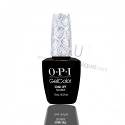 OPI GEL COLOR - Kitty White 15ml