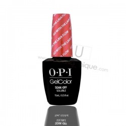 OPI GEL COLOR - Go With The Lava Flow 15ml
