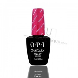 OPI GEL COLOR - Gimme Lido Kiss 15ml
