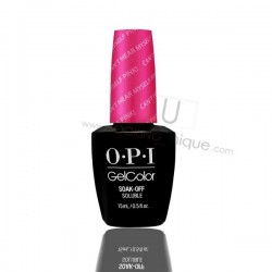 OPI GEL COLOR - Can t Hear Myself Pink 15ml