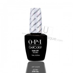OPI GEL COLOR - On Pinks & Needles 15ml