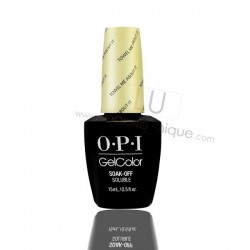 OPI GEL COLOR - Towel Me About It 15ml