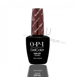 OPI GEL COLOR - Party At Holly's 15ml
