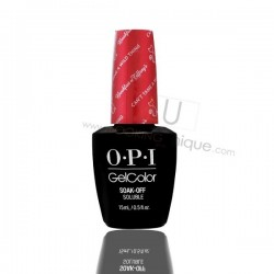 OPI GEL COLOR - Came a Wild Thing 15ml