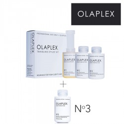 Olaplex Traveling Stylist Kit no1 and 2x no2  - 3 x 100ml