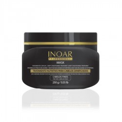 INOAR Deep Conditioning Treatment Mask for Thick Hair 250G