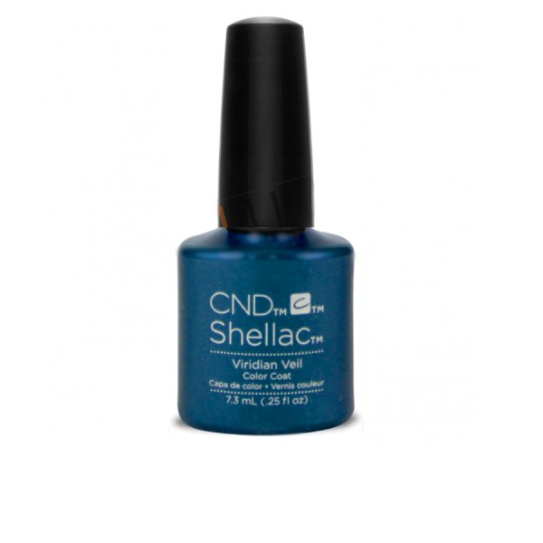 CND Shellac - Viridian Veil - Gel Nail polish 7.3ml