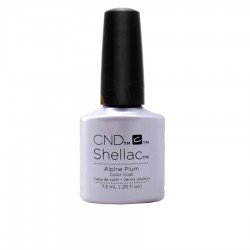 CND Shellac - Alpine Plum - Gel Nail polish 7.3ml