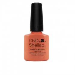 CND Shellac - Shells in the Sand - Gel Nail polish 7.3ml