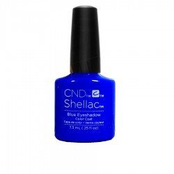 CND Shellac - Blue Eyeshadow  - Gel Nail polish 7.3ml