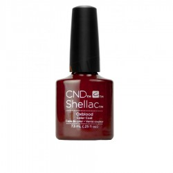 CND Shellac - Oxblood - Gel Nail polish 7.3ml
