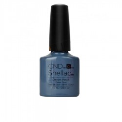 CND Shellac - Denim Patch - Gel Nail polish 7.3ml
