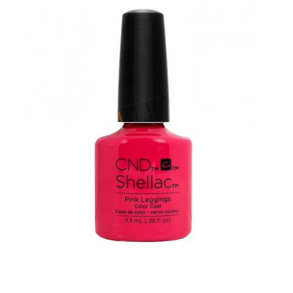 CND Shellac - Pink Leggings - Gel Nail polish 7.3ml