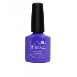 CND Shellac - Video Violet - Gel Nail polish 7.3ml