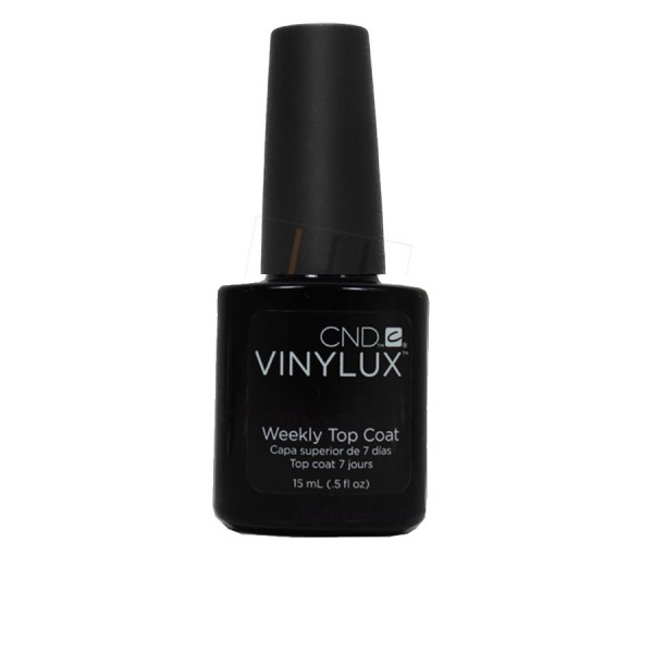 CND Vinylux - Top Coat Nail Lacquer 15ml