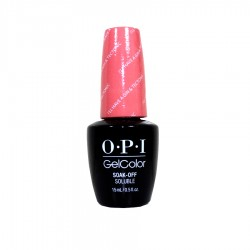 OPI GEL COLOR - I'll have a Gin and Tonic 15ml