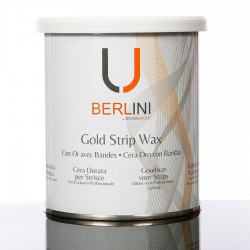 Soft Strip Wax Berlini Gold 800g Professional Hair Removal Depilatory Salon